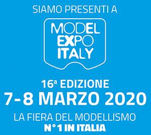 Model Expo Italy 2020