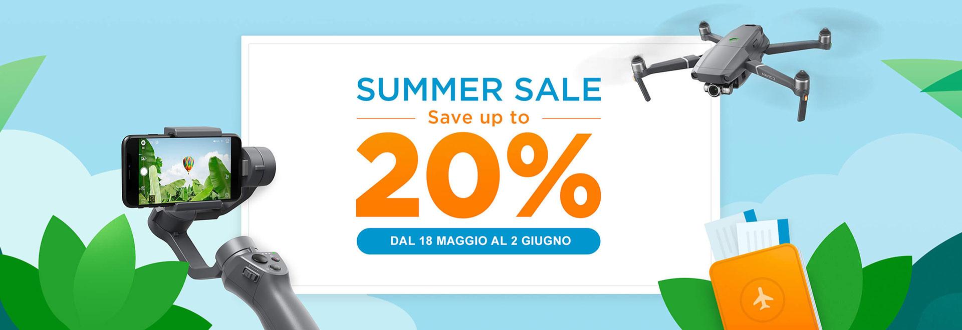 DJI Summer Sale 2019