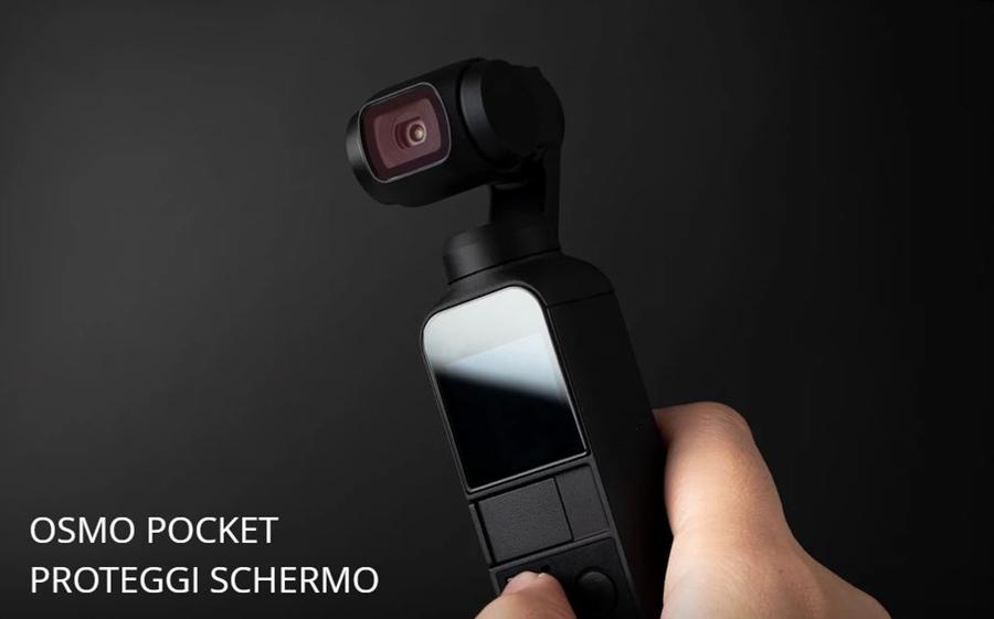 PROTEGGI SCHERMO PGYTECH per OSMO Pocket