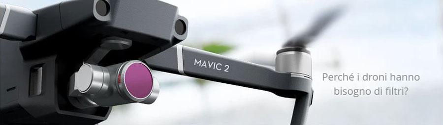 Filtri PGYTECH per MAVIC 2 ZOOM